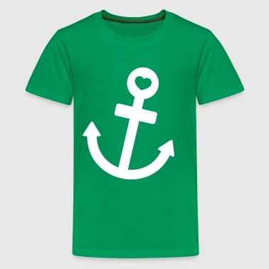 anchor of my life - Kids' Premium T-Shirt
