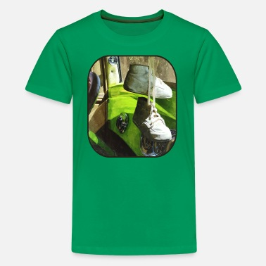 Reflect Cars - Baby Shoes - Kids' Premium T-Shirt