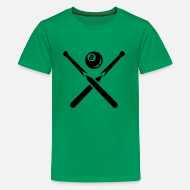 Billard Pool billards - Kids' Premium T-Shirt