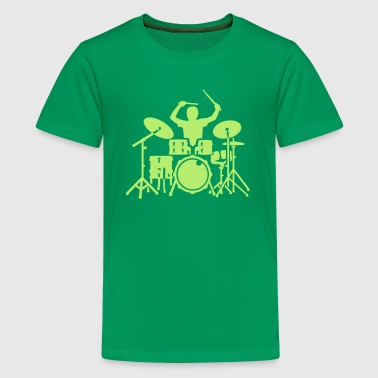 Drums - Kids' Premium T-Shirt