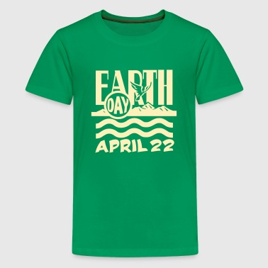 earthday - Kids' Premium T-Shirt