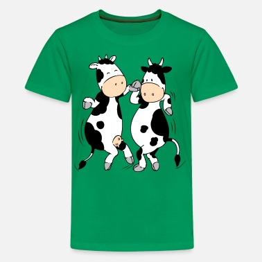Shop Cow Dance T-Shirts online | Spreadshirt