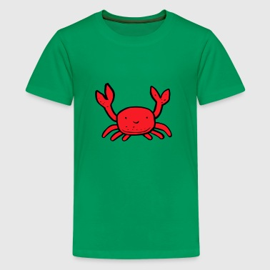 Pete The Cat Pete the funny crab - Kids' Premium T-Shirt
