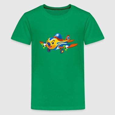 Airplane Arthur Collection - Kids' Premium T-Shirt