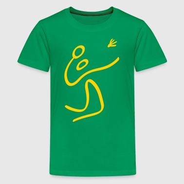 Olympic Badminton - Kids' Premium T-Shirt