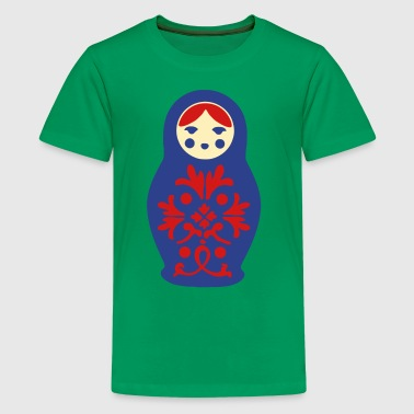 Russians Doll russian doll - Kids' Premium T-Shirt