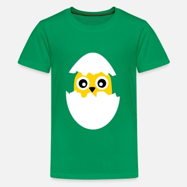 Easter Hatched Chick - Kids' Premium T-Shirt