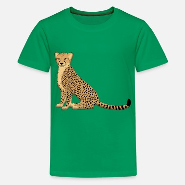 Kids Cheetah Cheetah - Kids' Premium T-Shirt