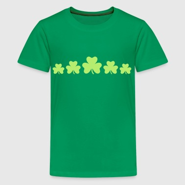 Shamrocks - Kids' Premium T-Shirt