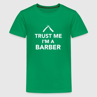 Barber - Kids' Premium T-Shirt