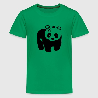 Panda wild animal - Kids' Premium T-Shirt