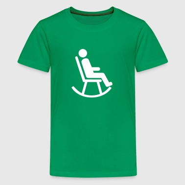 Rocking chair - Kids' Premium T-Shirt