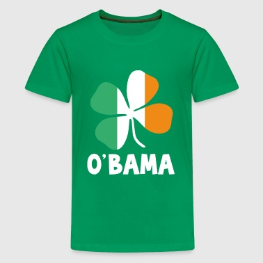 Irish Obama - Kids' Premium T-Shirt