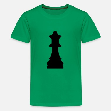 Chess Design Chess queen - Kids' Premium T-Shirt
