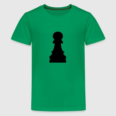 Chess pawn - Kids' Premium T-Shirt