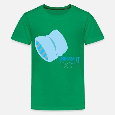 Pillow pillow - Kids' Premium T-Shirt