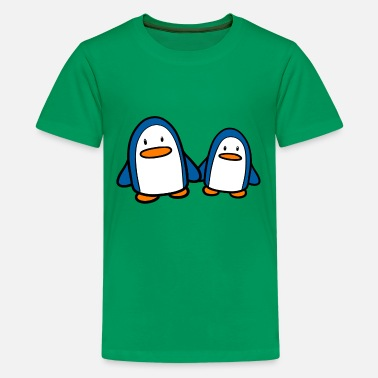 Two penguins - Kids' Premium T-Shirt