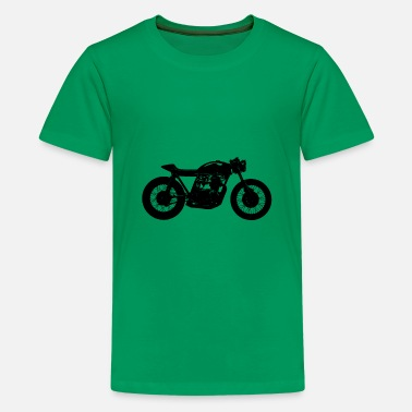 Cafe Racer black - Kids' Premium T-Shirt