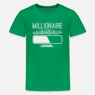 Euro Million - Kids' Premium T-Shirt