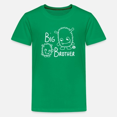 Big Brother Big Brother - Kids' Premium T-Shirt