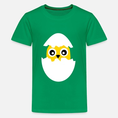 Spring Hatched Chick - Kids' Premium T-Shirt