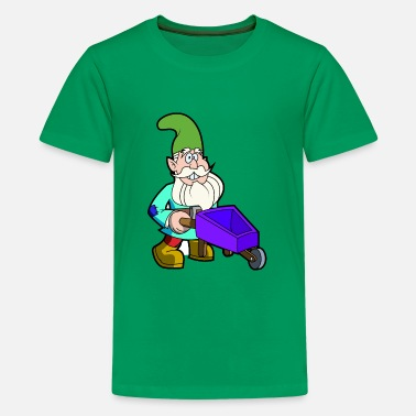 Dwarves Dwarves dwarf midget gnome monster - Kids' Premium T-Shirt