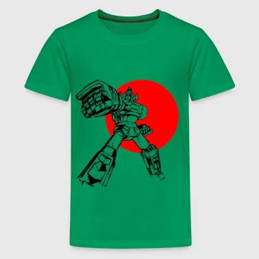 Daimos Gundam Japan - Kids' Premium T-Shirt