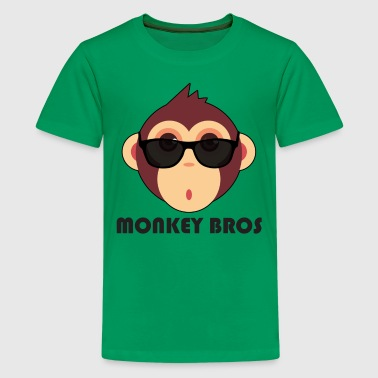 Monkey Bros - Kids' Premium T-Shirt