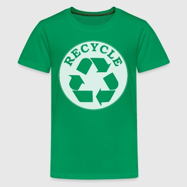 Recycle - Kids' Premium T-Shirt
