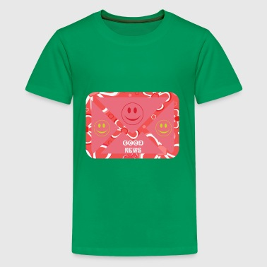 Be Positive - Kids' Premium T-Shirt