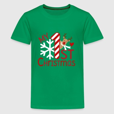 My first Christmas - Kids' Premium T-Shirt