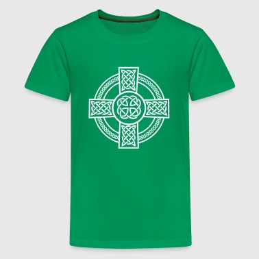 Celtic Cross - Kids' Premium T-Shirt