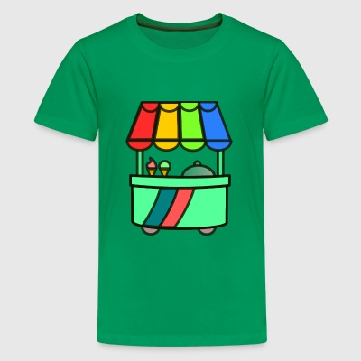 icecreamtruck - Kids' Premium T-Shirt