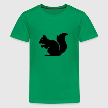 squirrel - Kids' Premium T-Shirt