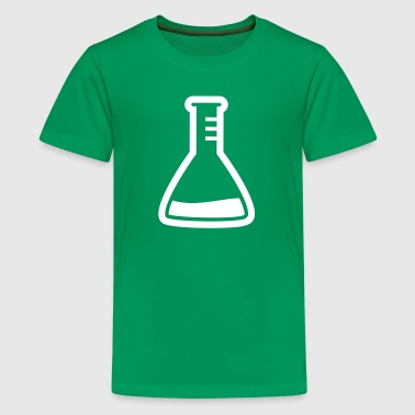 Erlenmeyer flask - Kids' Premium T-Shirt