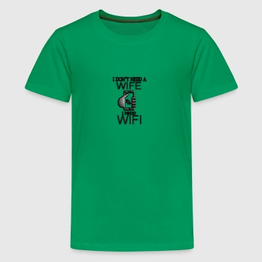 Need Wifi - Kids' Premium T-Shirt