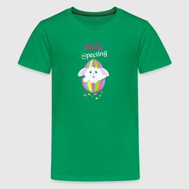 Egg Specting Easter - Kids' Premium T-Shirt
