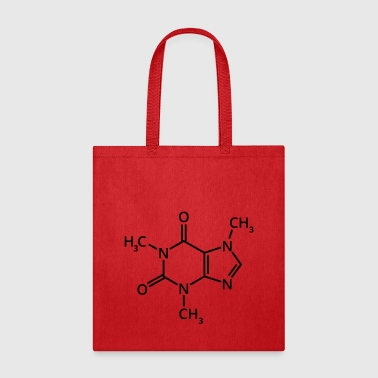 Formula Coffee chemical formula chemistry espresso drink - Tote Bag