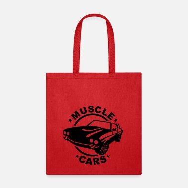 Muscle Car Muscle cars - Tote Bag