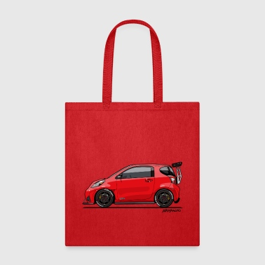 Toyota Scion iQ Track - Tote Bag