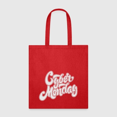 Cyber Monday Hand Drawn - Tote Bag