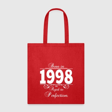 Born-in-Age 1998 - Tote Bag