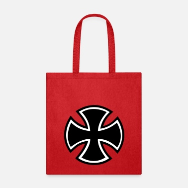 Mc Iron Cross - Tote Bag