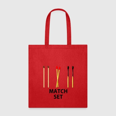 MATCH SET - Tote Bag