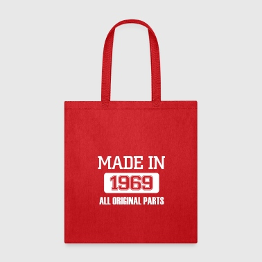 Original Made in 1969 - Tote Bag