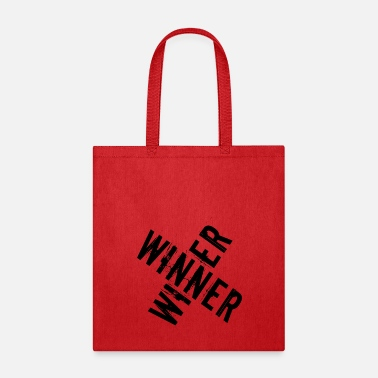 Winner winner winner - Tote Bag