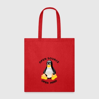 Open Source Open Mind - Tote Bag