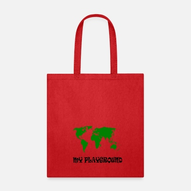 Playground My playground - Tote Bag