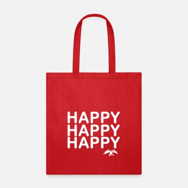 Happiness Happy happy happy - Tote Bag