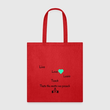Motto Motto design - Tote Bag